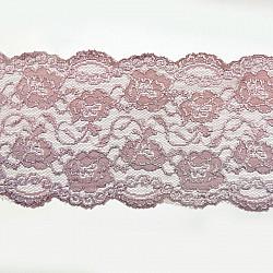 Dantela elastica - Mauve - 15cm