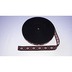 Elastic lat țesut, model traditional, lățime 30 mm