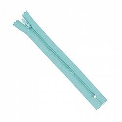 Fermoar clasic - 20cm, Bleu