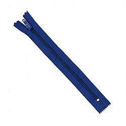 Fermoar clasic - 20cm, Cobalt