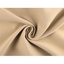 Material Blackout pentru draperii, lățime 280 cm - bej