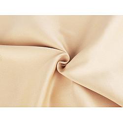 Material Blackout pentru draperii, lățime 280 cm - bej deschis