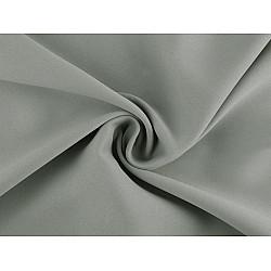 Material Blackout pentru draperii, lățime 280 cm - gri verzui deschis