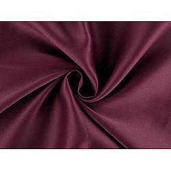Material Blackout pentru draperii, lățime 280 cm - vișiniu