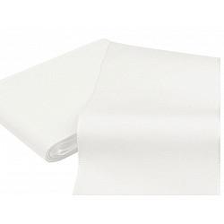 Panglică din tafta, lățime 10,8 cm (pachet 10 m) - alb