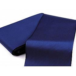 Panglică din tafta, lățime 10,8 cm (pachet 10 m) - albastru berlin