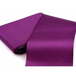Panglică din tafta, lățime 10,8 cm (pachet 10 m) - mov purpuriu