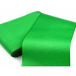 Panglică din tafta, lățime 10,8 cm (pachet 10 m) - verde irlandez