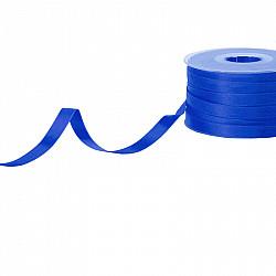 Panglica dublu satinata, 3mm - Albastru