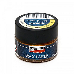 Pasta ceara metalica 20 ml (Wax Paste) - Galben