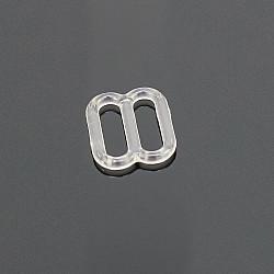 Reglor sutien/papion, 9 mm, Transparent