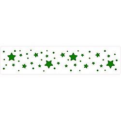 Sablon bordura - Mii de stele - 29x7cm