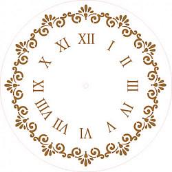 Sablon cadran - Clasic elegant- 20cm