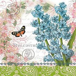 Servetele - Hyacinth - 33x33cm, 4 buc