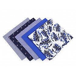 Set 5 materiale textile pentru patchwork, 48x50 cm - Mix-49