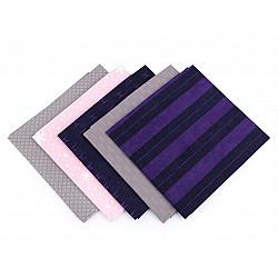 Set 5 materiale textile pentru patchwork, 48x50 cm - Mix-55