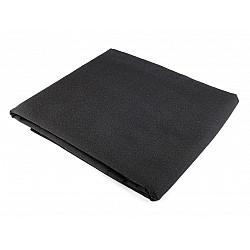 Termocolant elastic KUFNER, lățime 90 cm, la metru - negru