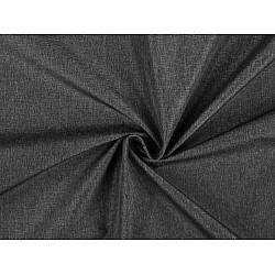 Tesatura Softshell pentru vară, la metru - gri carbune