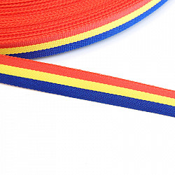Panglica tricolor - 1.5cm