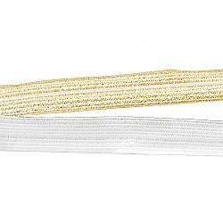 Bias elastic 12 mm - Auriu
