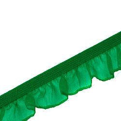 Elastic organza - Verde