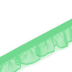 Elastic organza - Verde pastel