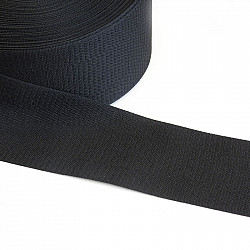 Rejansa patura, 6cm - Negru