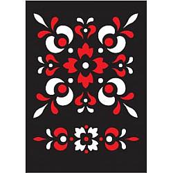 Set sablon 2 culori - Traditional 11