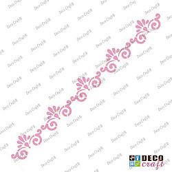Sablon bordura - Clasic elegant - 29x7 cm