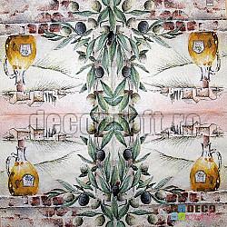 Servetele - Arome din Toscana - 33x33cm, 4 buc