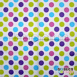 Servetele - Buline mari - 33x33cm, 4 buc