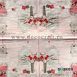 Servetele - Dresing - 33x33cm, 4 buc.