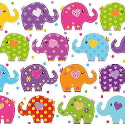 Servetele - Elefanti amuzanti - 33x33cm, 4 buc