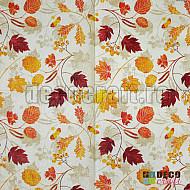 Servetele - Frunze gratioase - 33x33cm, 4 buc