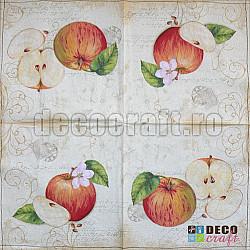 Servetele - Mar vintage - 33x33cm, 4 buc