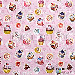 Servetele - Mii de dulciuri - 33x33cm, 4 buc