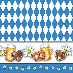 Servetele - Oktoberfest - 33x33cm, 4 buc.