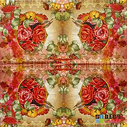 Servetele - Parfum de poveste - 33x33cm, 4buc
