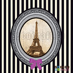 Servetele - Paris deluxe - 33x33, 4 buc.