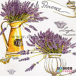 Servetele - Provence - 33x33cm, 4 buc.