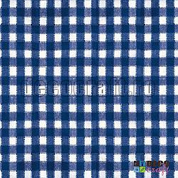 Servetele - Vichy albastru - 33x33cm, 4 buc.
