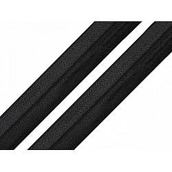 Elastic bias, lățime 20 mm (card 25 m) - alb