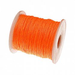 Snur cerat 1 mm - Orange