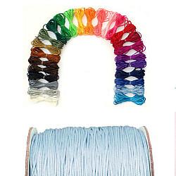 Snur Shamballa, 1mm - Bleu