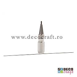 Varf metalic, contur - 0.7 mm, 1 buc.